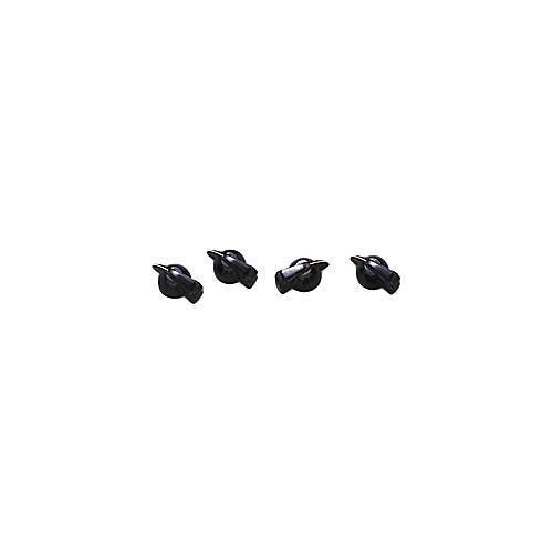 Fender Black Chicken-Head Amplifier Knobs-thumbnail