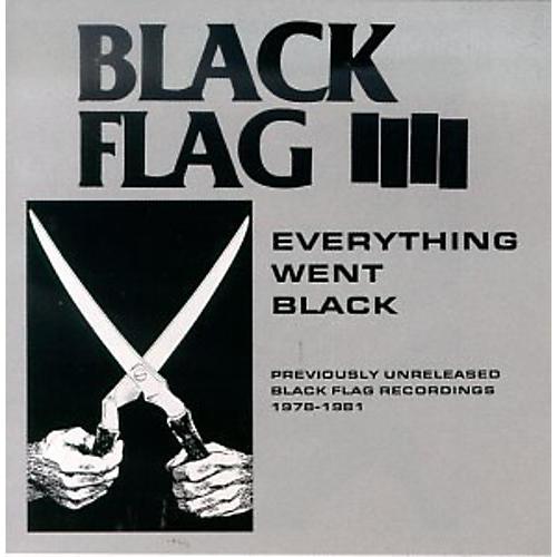 Alliance Black Flag - Everything Went Black thumbnail