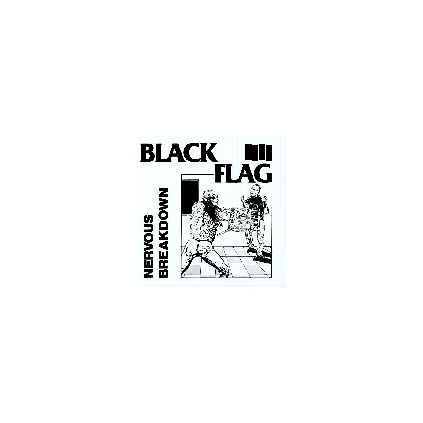 Alliance Black Flag - Nervous Breakdown (10