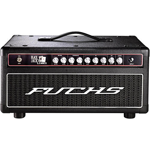 Fuchs Black Jack 21W Tube Guitar Head thumbnail