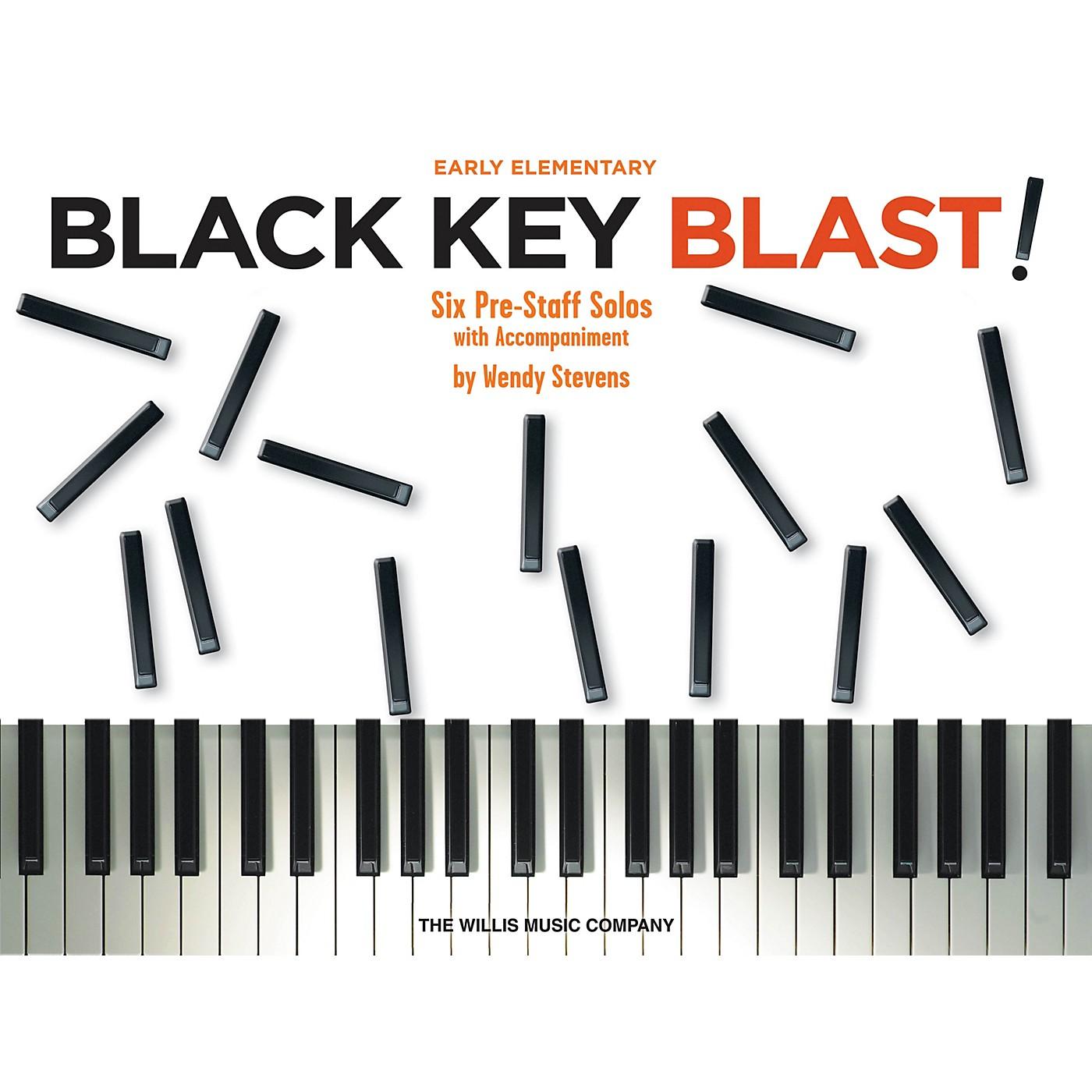 Willis Music Black Key Blast! (Early Elem Level) Willis Series by Wendy Stevens thumbnail