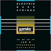 Warwick Black Label 4-String Low B Nickel Bass Strings