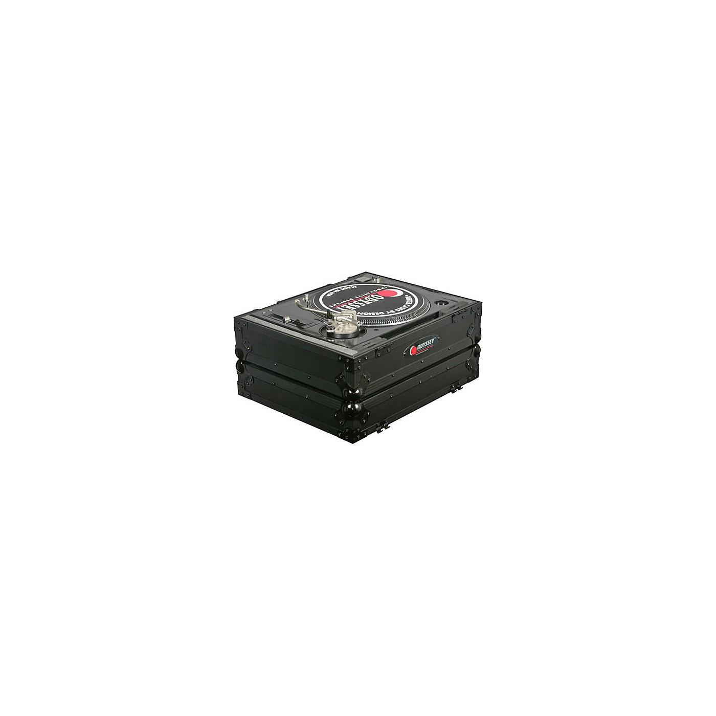 Odyssey Black Label FZ1200BL Universal Flight Case for 1200-Style DJ Turntable thumbnail