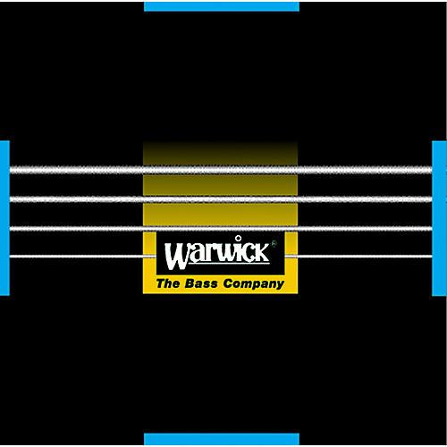 Warwick Black Label Stainless Medium 4-String Bass Strings-thumbnail