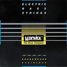 Warwick Black Label Stainless Medium 5-String Bass Strings