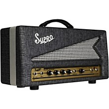 Supro Black Magick 25W Tube Guitar Amp Head