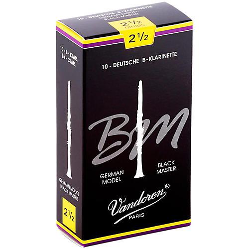 Vandoren Black Master Bb Clarinet Reeds thumbnail