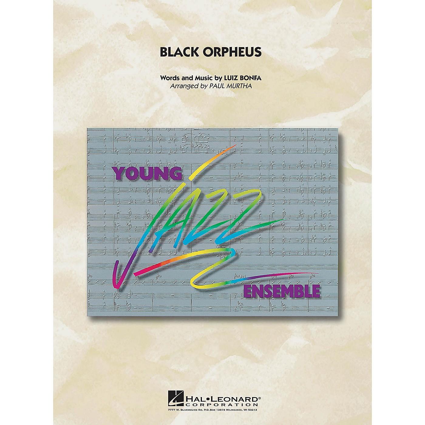 Hal Leonard Black Orpheus Jazz Band Level 3 Arranged by Paul Murtha thumbnail