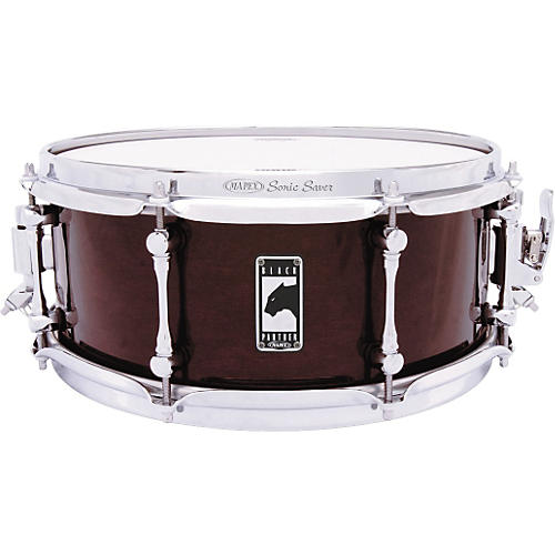 Mapex Black Panther Cherry Bomb Snare Drum thumbnail