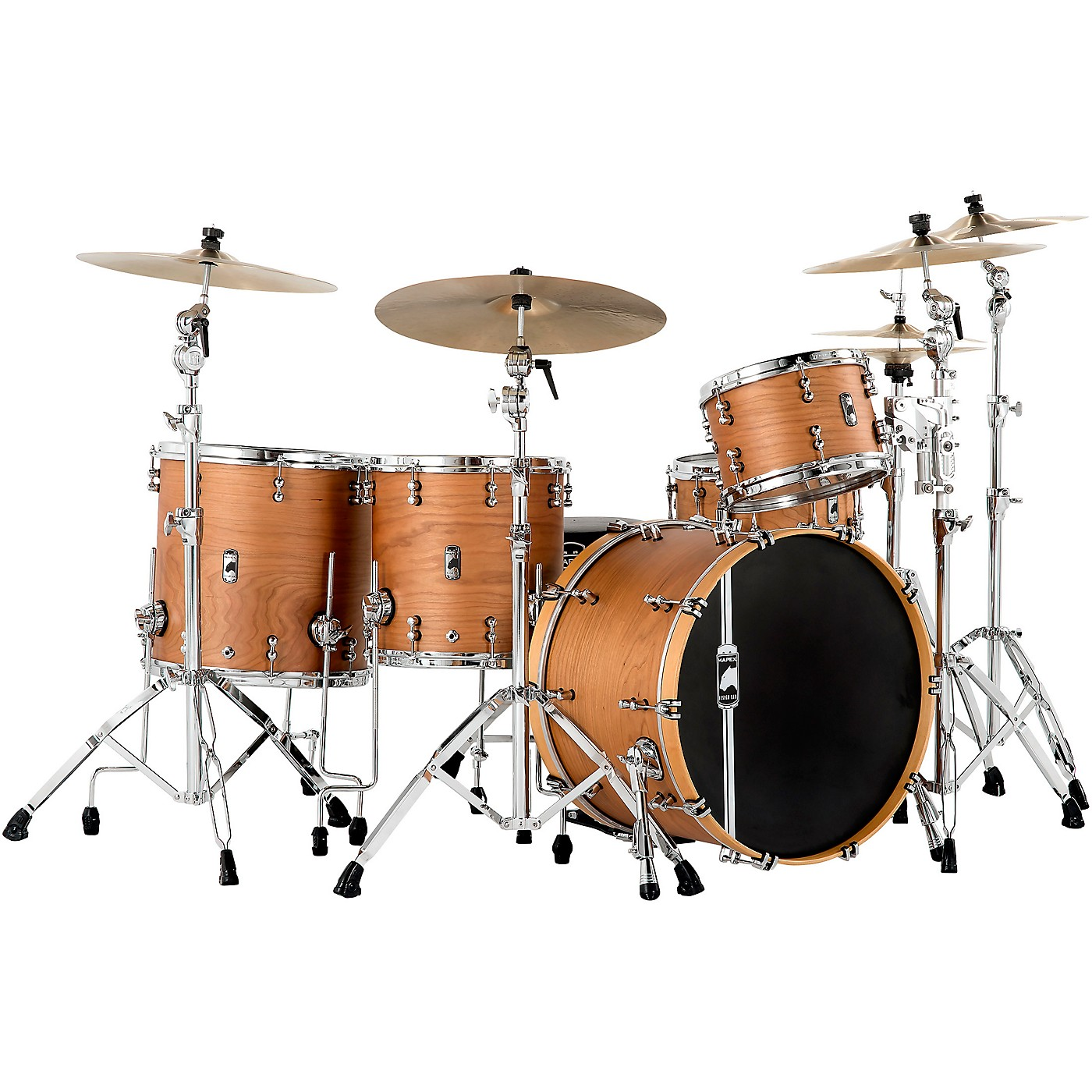 Mapex Black Panther Design Lab Cherry Bomb 4-Piece Shell Pack thumbnail
