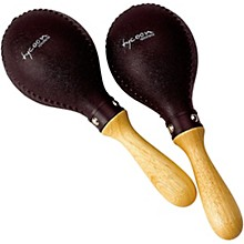 Tycoon Percussion Black Plastic Maracas