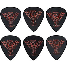 Clayton Black Raven Standard Guitar Picks
