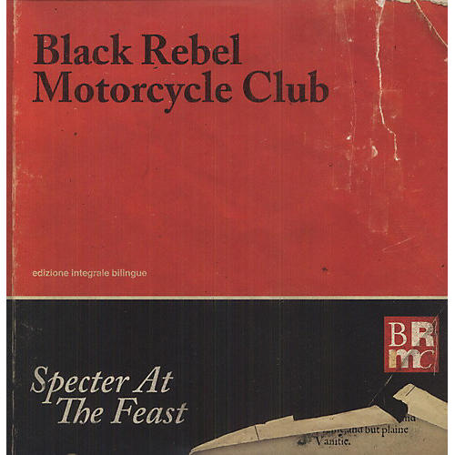 Alliance Black Rebel Motorcycle Club - Specter at the Feast thumbnail