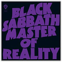 Black Sabbath - Master Of Reality 180 Gram Black Vinyl LP