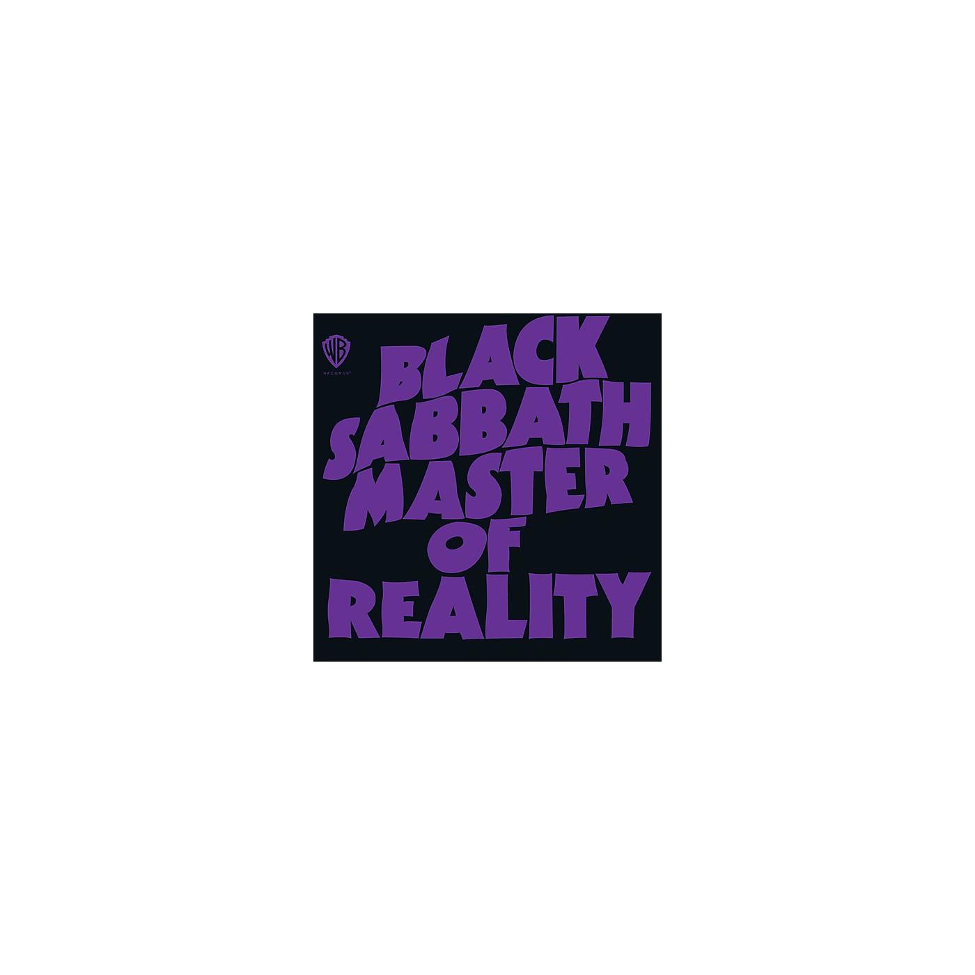 Alliance Black Sabbath - Master Of Reality (CD) thumbnail