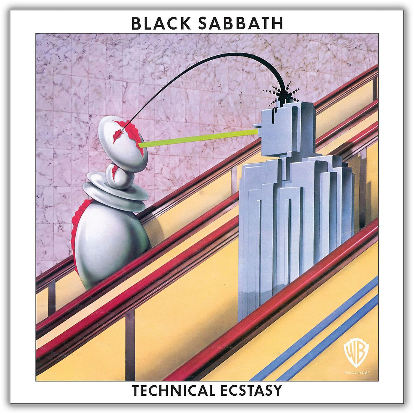 WEA Black Sabbath - Technical Ecstasy 180 Gram Vinyl LP thumbnail
