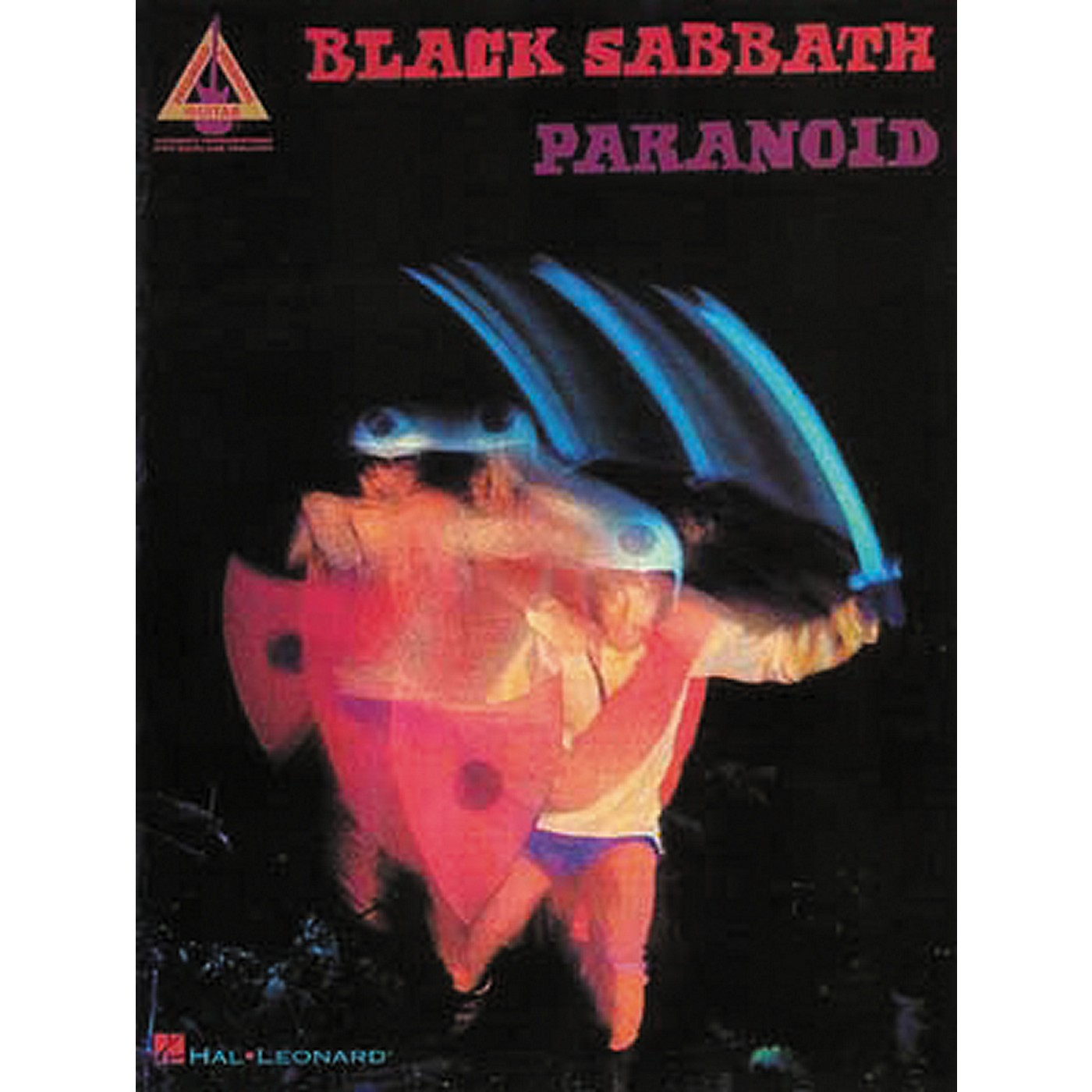 Hal Leonard Black Sabbath Paranoid Guitar Tab Songbook thumbnail