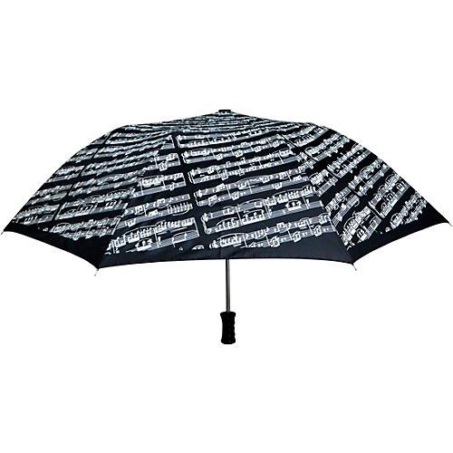 AIM Black Sheet Music Umbrella thumbnail