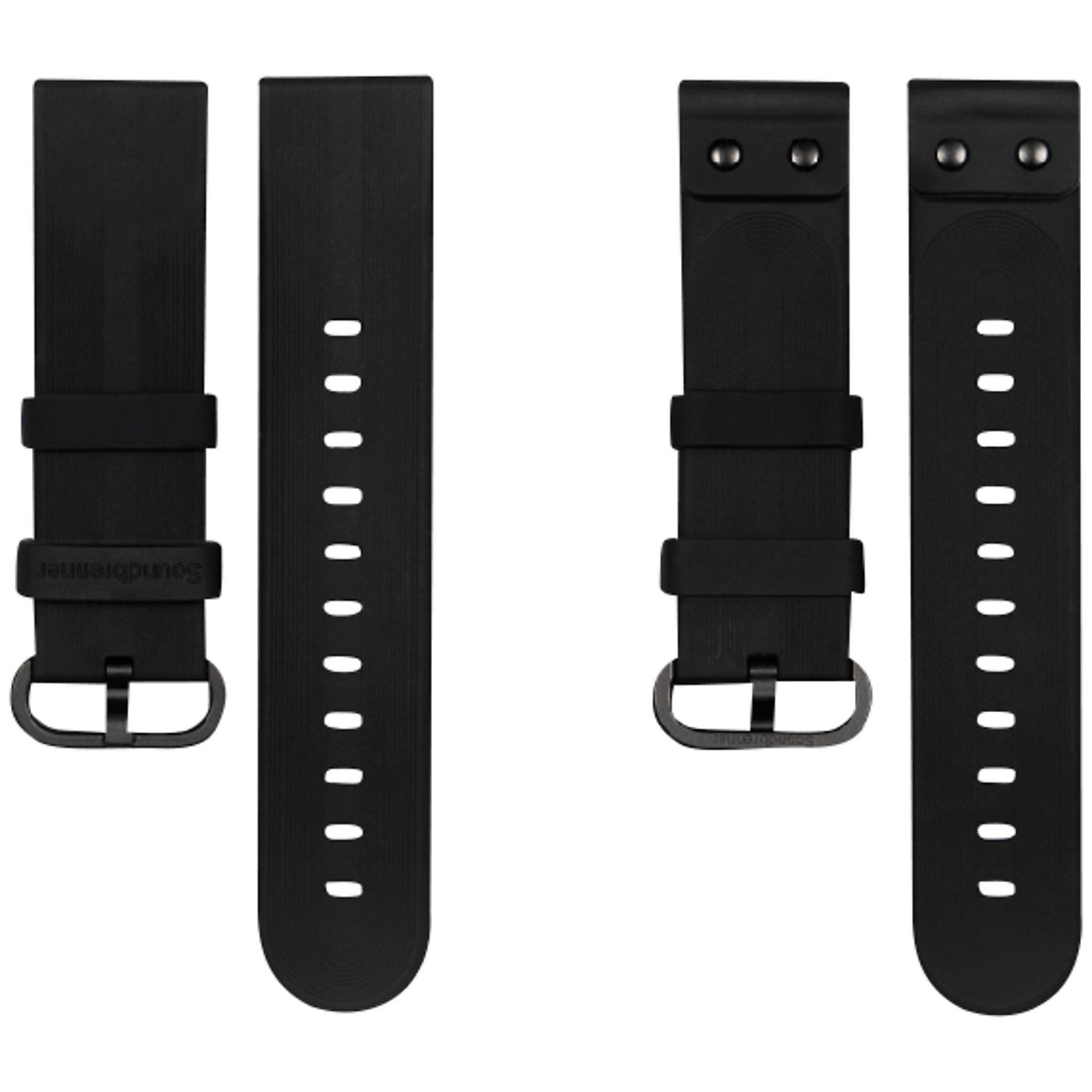 Soundbrenner Black Silicone Strap for Core and Core Steel thumbnail