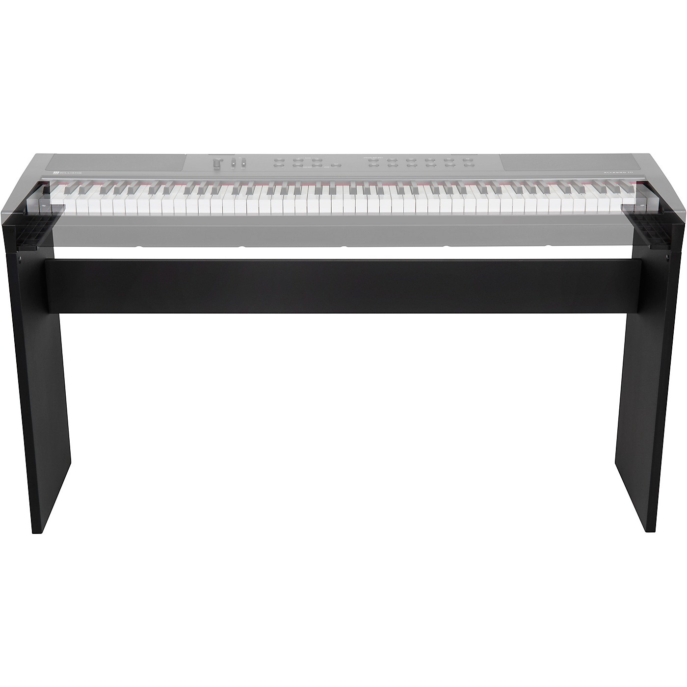 Williams Black Stand for Williams Allegro 2 Plus & Allegro lll Digital Piano thumbnail