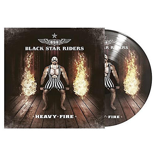 Alliance Black Star Riders - Heavy Fire thumbnail