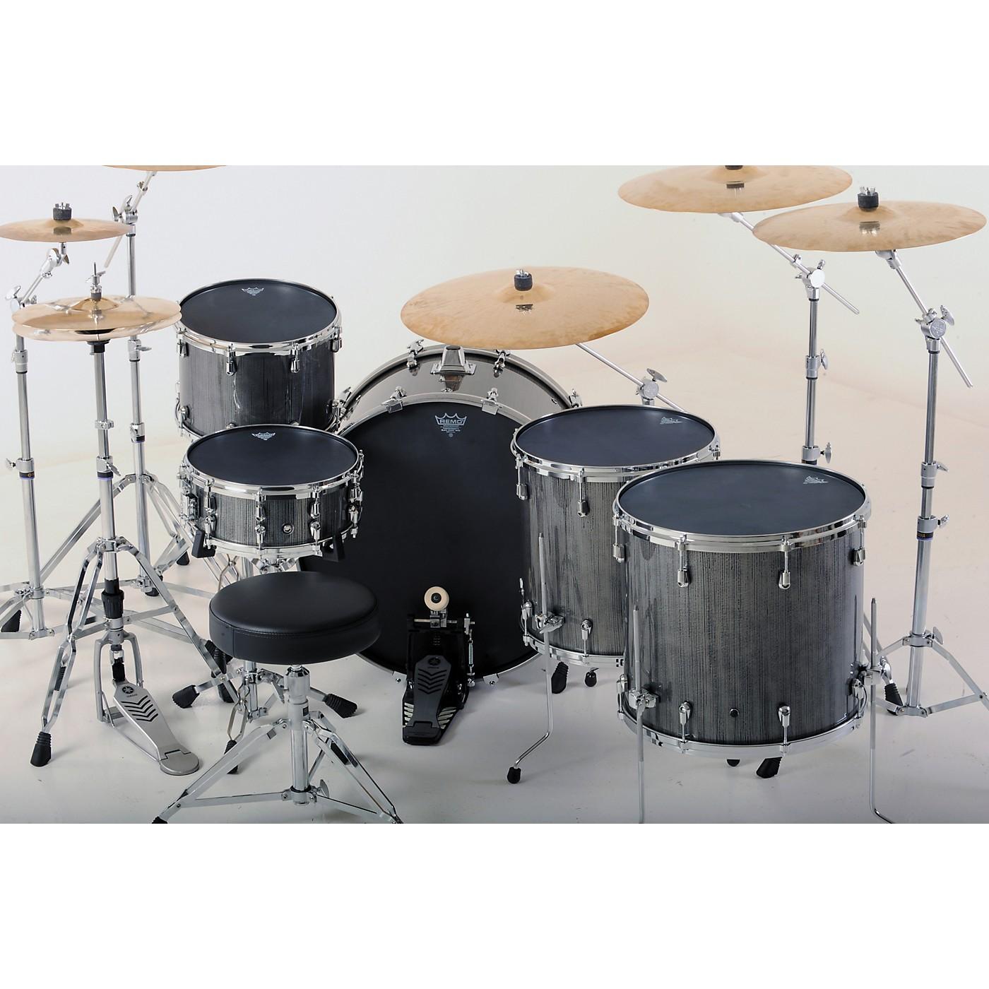 Remo Black Suede Ambassador Batter Drumhead thumbnail