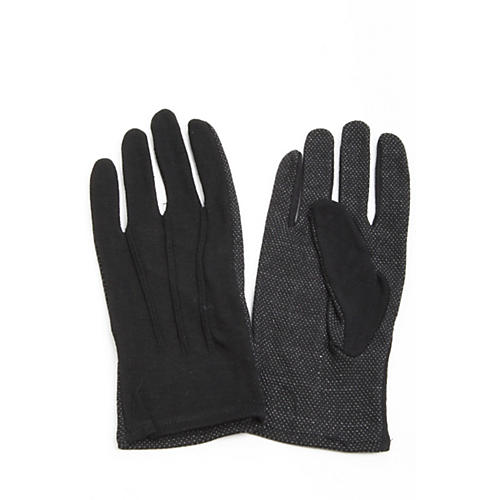 Director's Showcase Black Sure Grip Gloves thumbnail