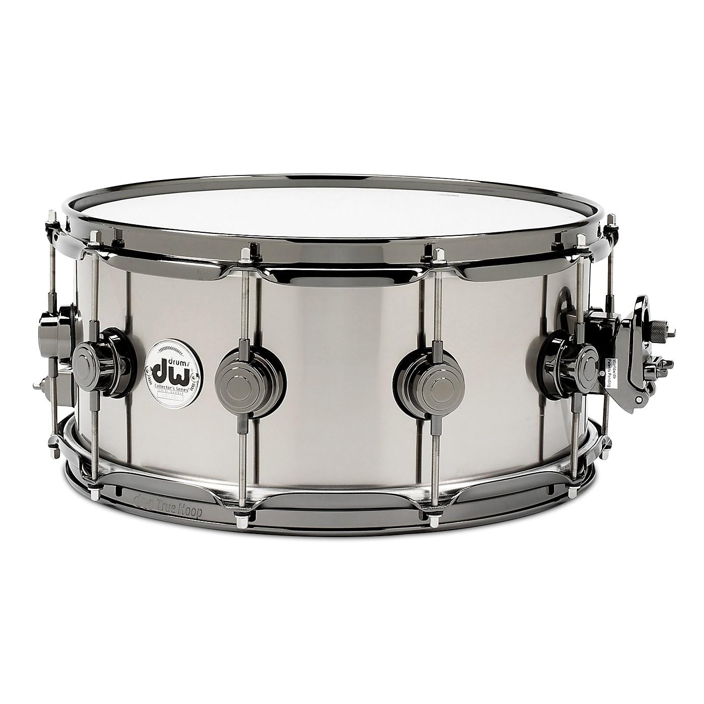 DW Black-Ti Snare Drum thumbnail