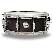 PDP by DW Black Wax Maple Snare Drum