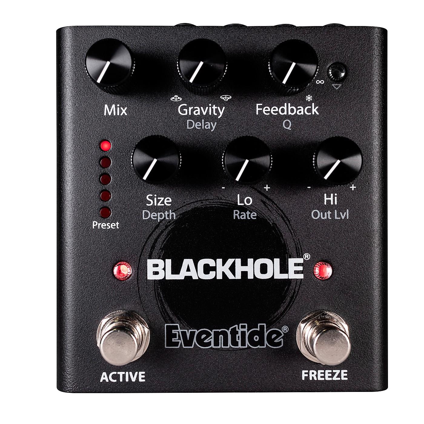 Eventide Blackhole Reverb Effects Pedal thumbnail