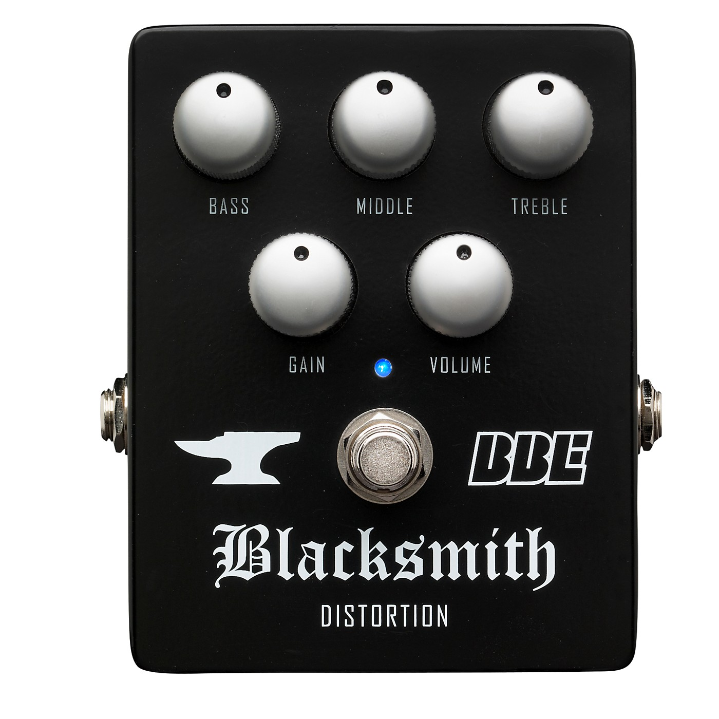 BBE Blacksmith Distortion With 3-Band EQ Guitar Effects Pedal thumbnail