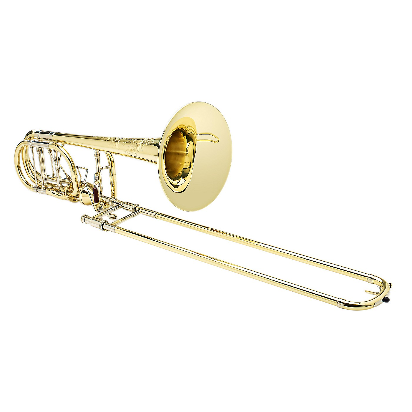 S.E. SHIRES Blair Bollinger Bass Trombone with Axial-Flow F/Flat G Attachment thumbnail