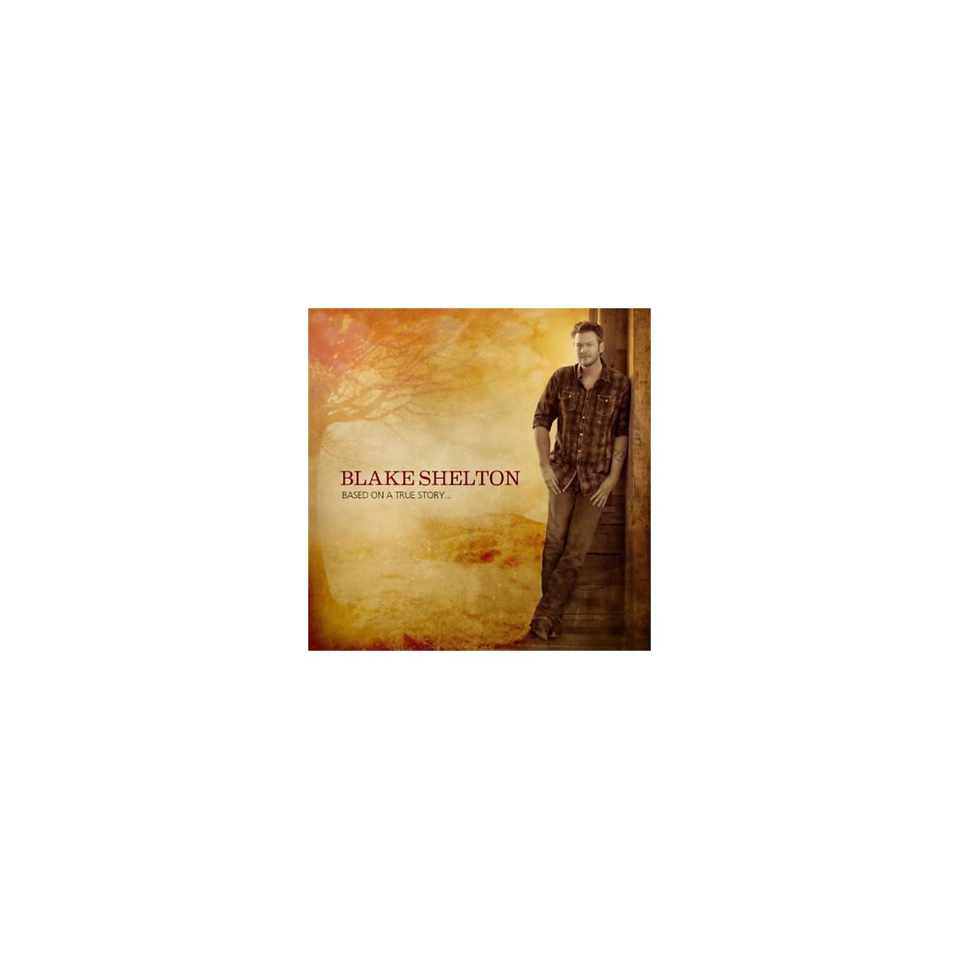 Alliance Blake Shelton - Based on a True Story (CD) thumbnail