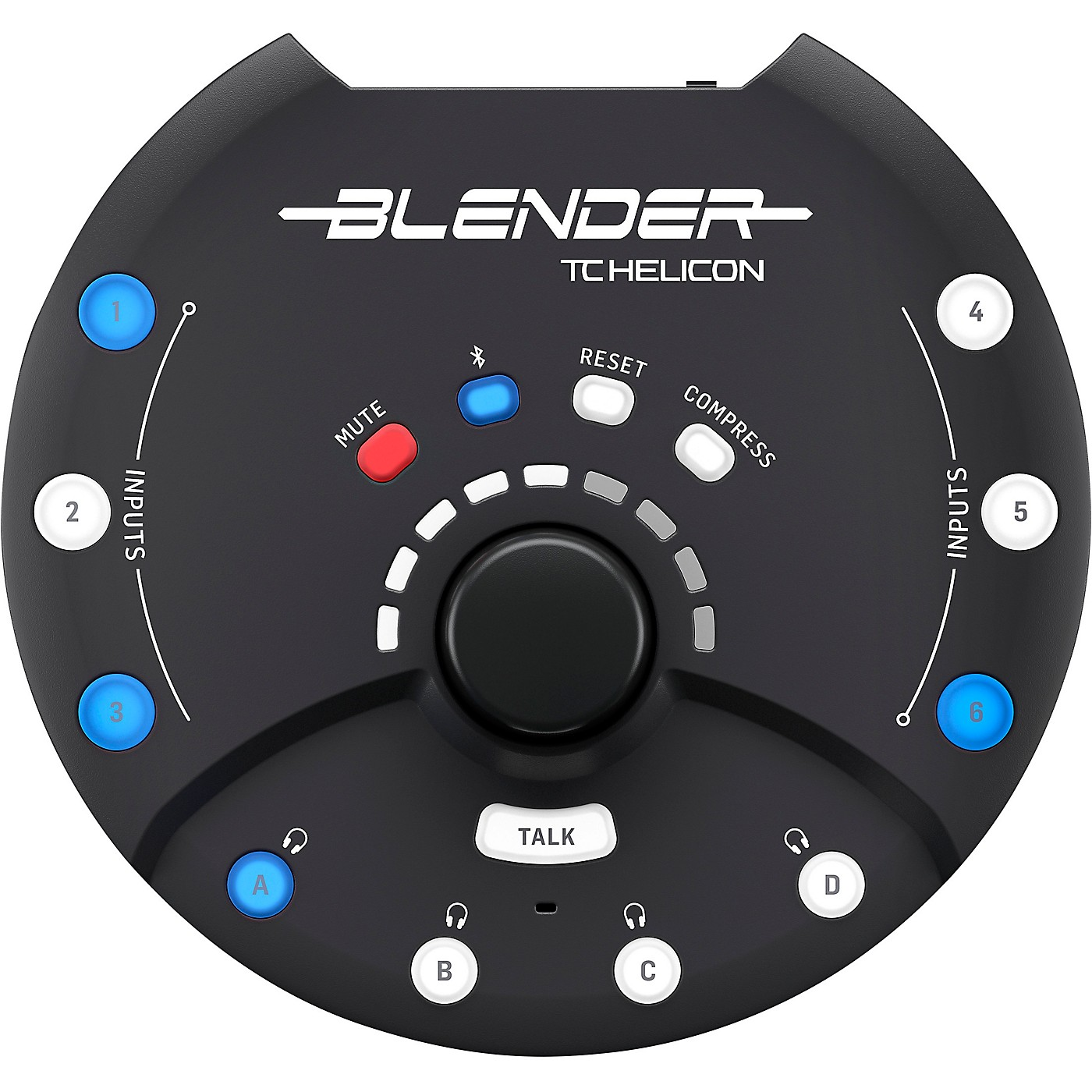 TC Helicon Blender Portable Stereo Mixer thumbnail