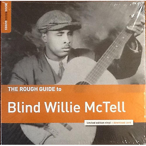 Alliance Blind Willie McTell - Rough Guide To Blind Willie Mctell thumbnail