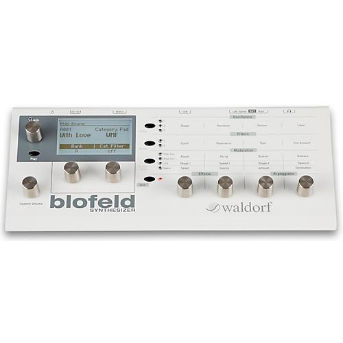 Waldorf Blofeld Desktop Synth Module thumbnail