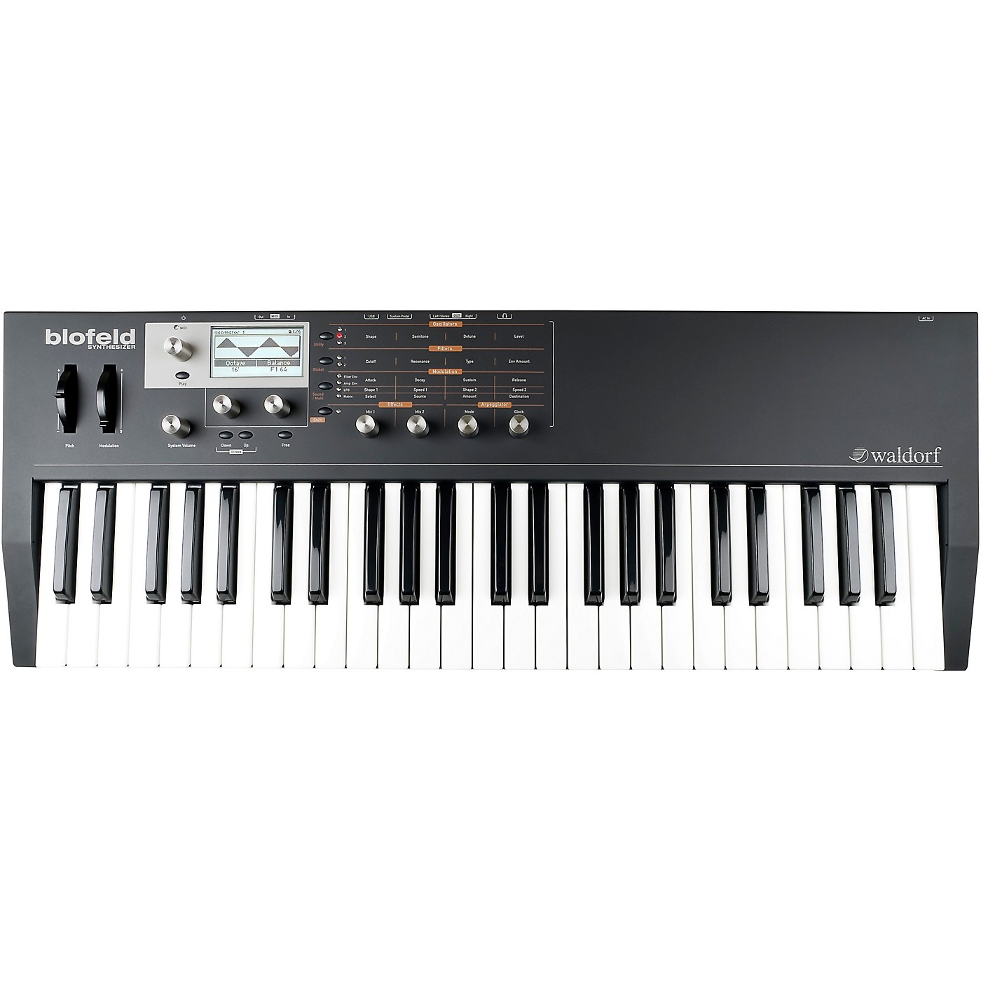 Waldorf Blofeld Keyboard thumbnail