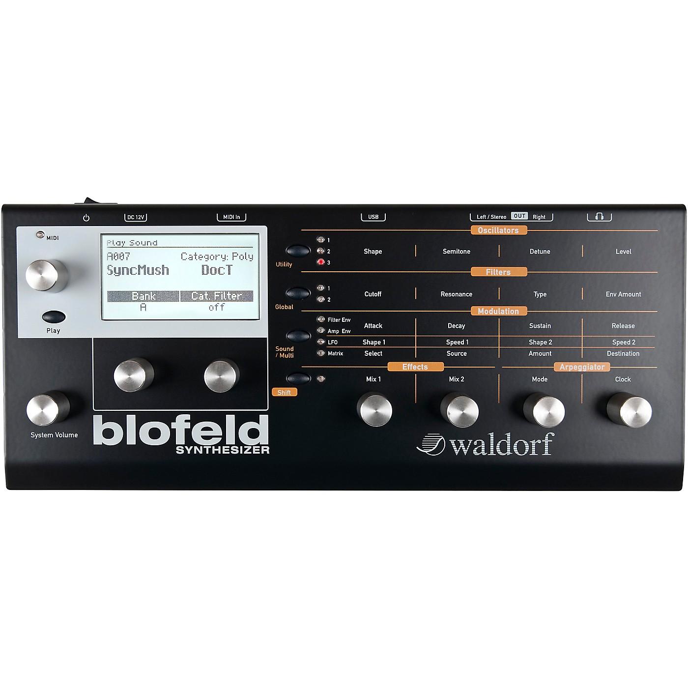 Waldorf Blofeld Module thumbnail