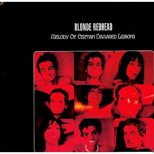 Blonde redhead cover