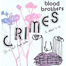 Blood Brothers - Crimes (Grey / Pink / Black)