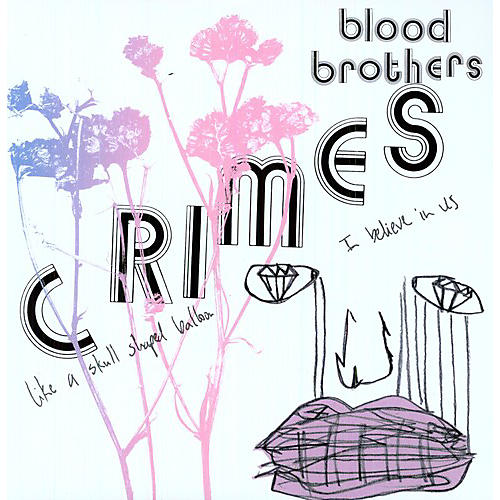 Alliance Blood Brothers - Crimes (Grey / Pink / Black) thumbnail