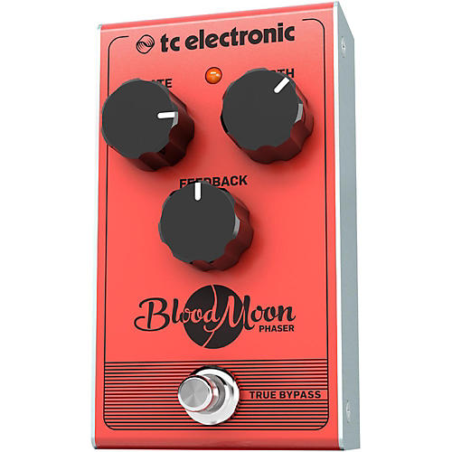TC Electronic Blood Moon Phaser Effect Pedal thumbnail