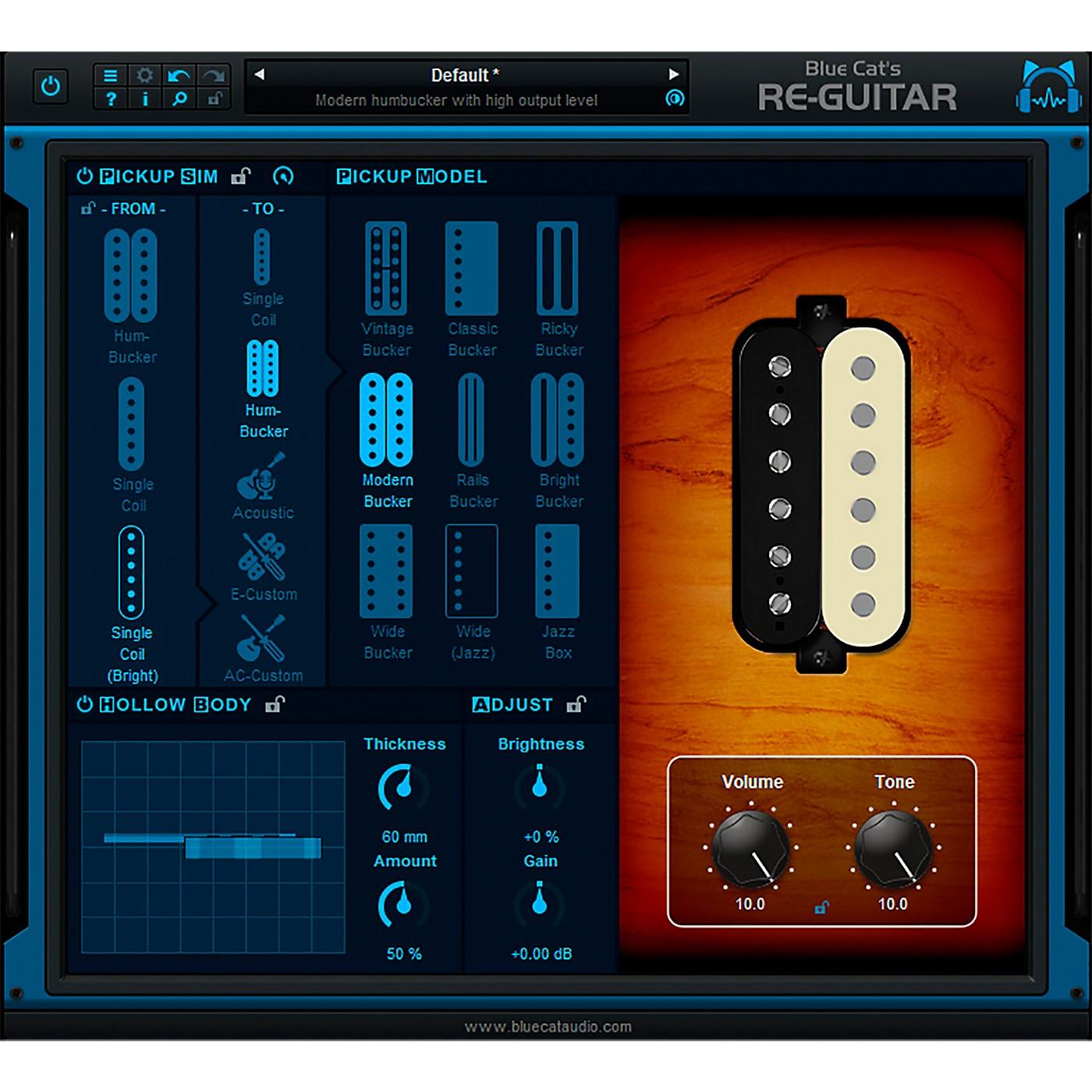 Blue Cat Audio Blue Cat Re-Guiter (Download) thumbnail