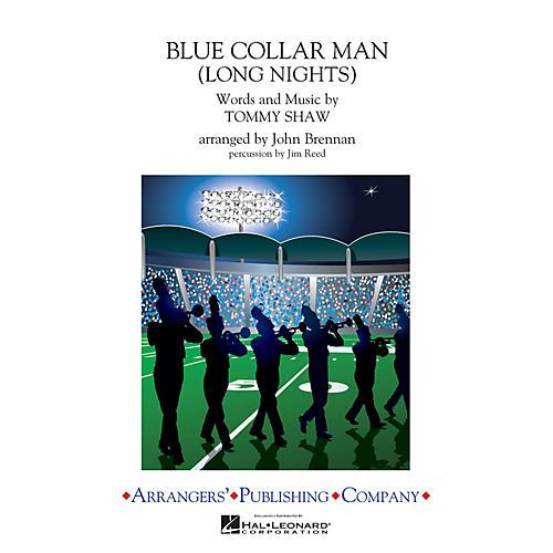 Arrangers Blue Collar Man (Long Nights) Marching Band Level 3 by Styx Arranged by John Brennan thumbnail