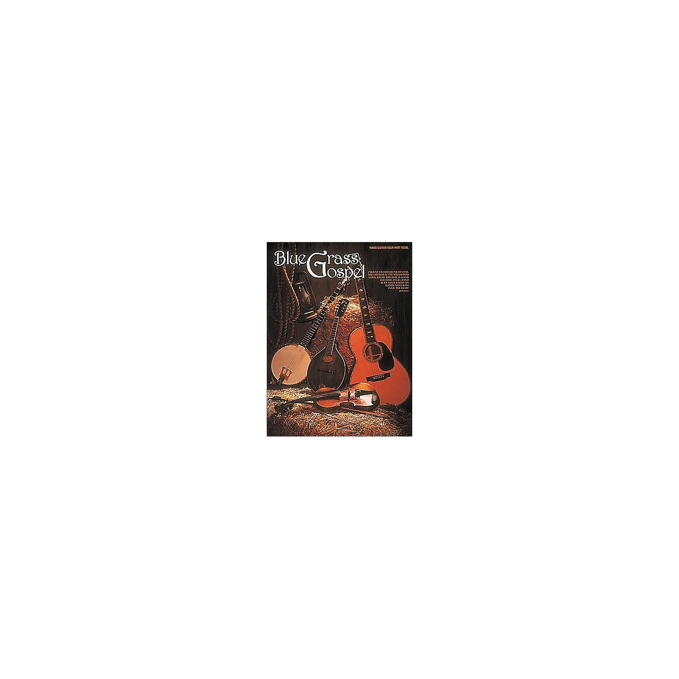 Hal Leonard Blue Grass Gospel Piano/Vocal/Guitar Songbook thumbnail