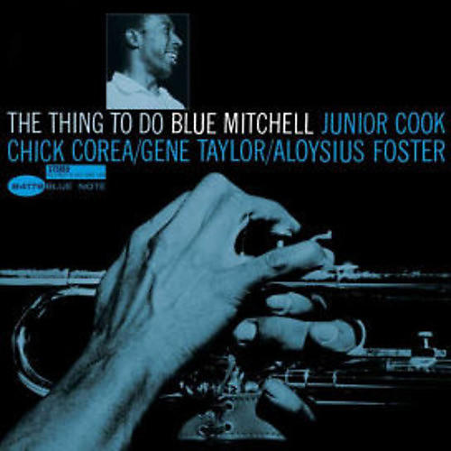 Alliance Blue Mitchell - The Thing To Do thumbnail