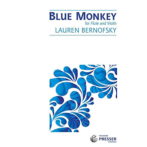 Carl Fischer Blue Monkey - Flute and Violin thumbnail