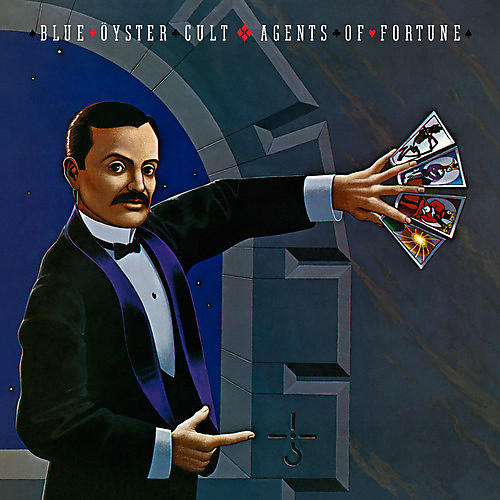 Alliance Blue Oyster Cult - Agents of Fortune-40Th Anniversary Edition thumbnail
