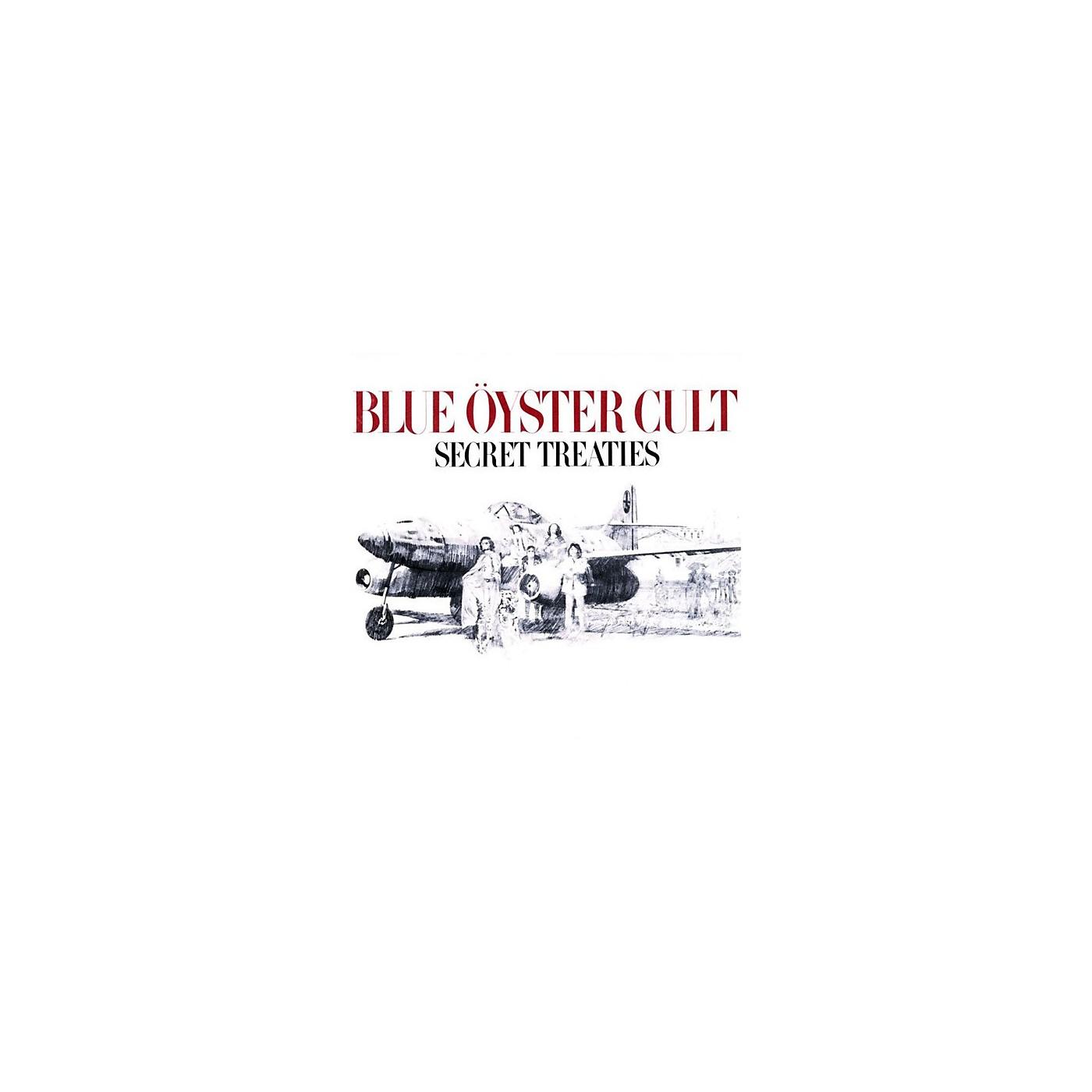 Alliance Blue Oyster Cult - Blue Oyster Cult : Secret Treaties thumbnail