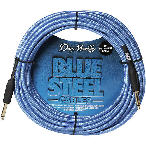 Dean Markley Blue Steel Cable, Straight/Right Angle thumbnail